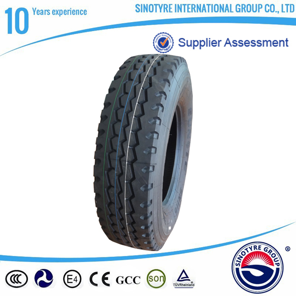 Radial truck tire 10.00R20 11.00R20 12.00R20 heavy dump truck tyre with ISO, DOT, ECE, GCC