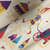 Cotton print kindergarten cartoon fabric