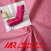 100% cotton synthetic suede padding fabric for quilt