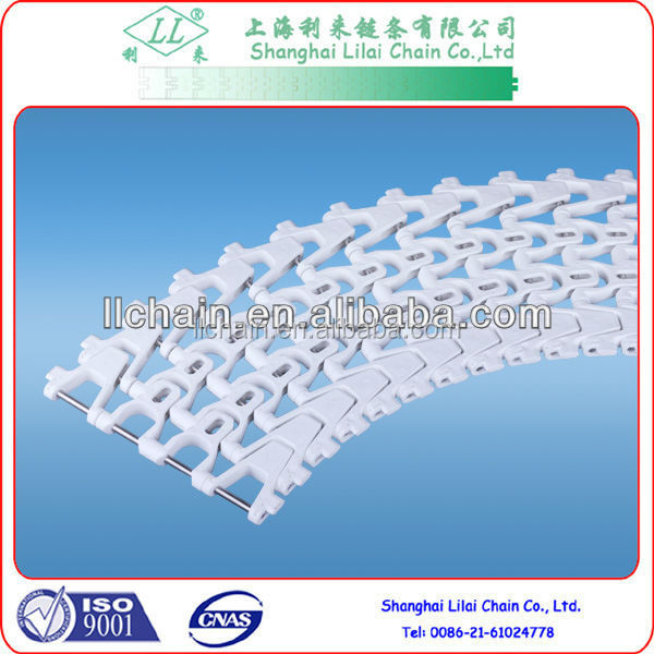 Plastic spiral conveyor Belt