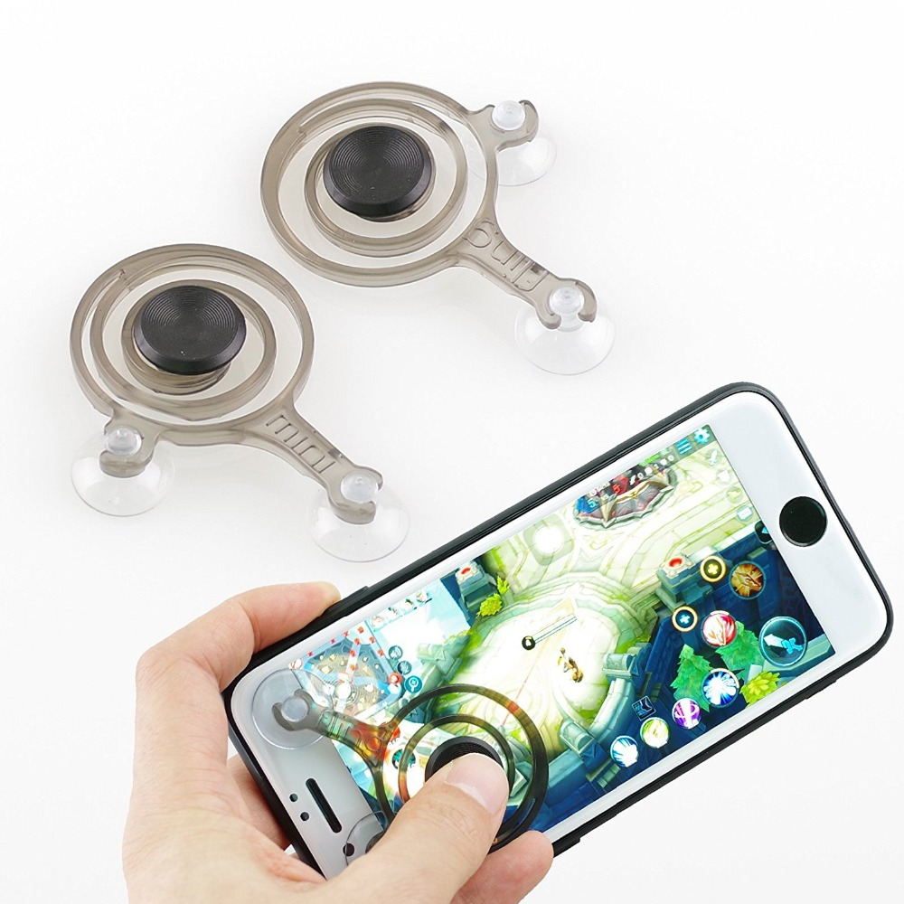 for iPhone/Ipad/ Android Mobile Phone Mobile Phone Game Joystick Rocker Touch Screen Joypad