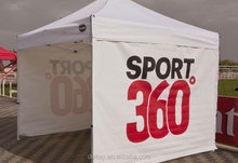 3x3m outdoor promotional pop up canopy shelter/aluminum frame gazebo tent