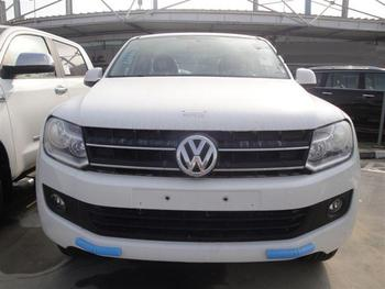 (LHD) VW AMAROK 2.0 TDI DIESEL ENGINE 2 CAB 4X4 MANUAL MODEL 2014