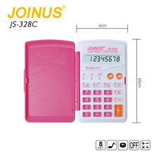 Wholesale Good Manufacturers JOINUS Student Mini Electronic Pocket Calculator