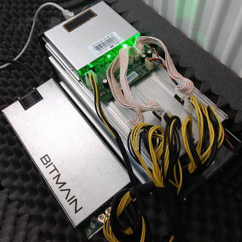 Used Bitmain Antminer S9 13.5TH/S BTC Bitcoin miner