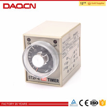 China Manufacturer Durable 24V 24 Hours Timer Relay