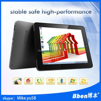 9.7 Inch Tablet PC/MID with WiFi/GPS/Bluetooth/TF