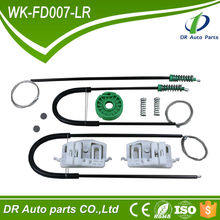 Car window regulator repair kit for spare parts for car
