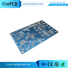 shen zhen electronic lcd tv lg spare parts aluminum substrate pcb assembly