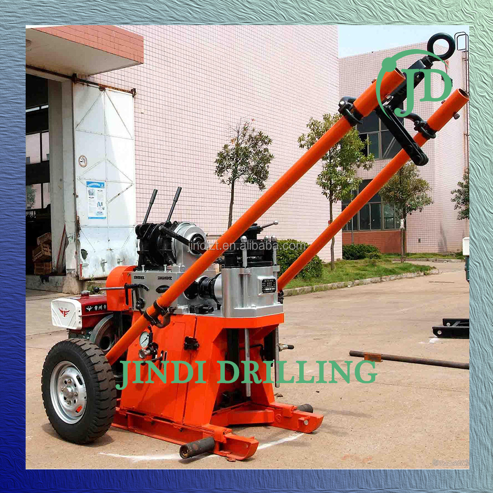 200m water well drilling rig /100m Water well drilling machinery