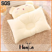 wholesale custom printed baby head support pillow, baby pillow