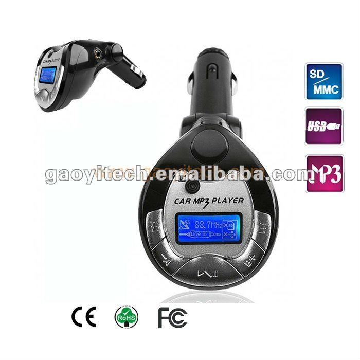 wireless dual frequency fm transmitter