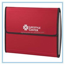2015 Hot selling A4 PP organ file folder