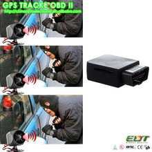 real time tracking phone obd ii gps gprs gsm car tracker