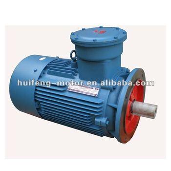 Explosion proof motor flameproof motor electric motor imb5 for Explosion proof dc motor