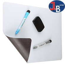 Home suppliers Magnetic flexible Dry Erase a3 drawing white Board With marker Pen
