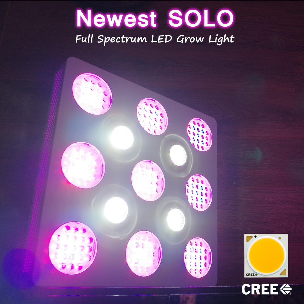 Top of the line led grow lights 600w full spectrum for flowering free shipping