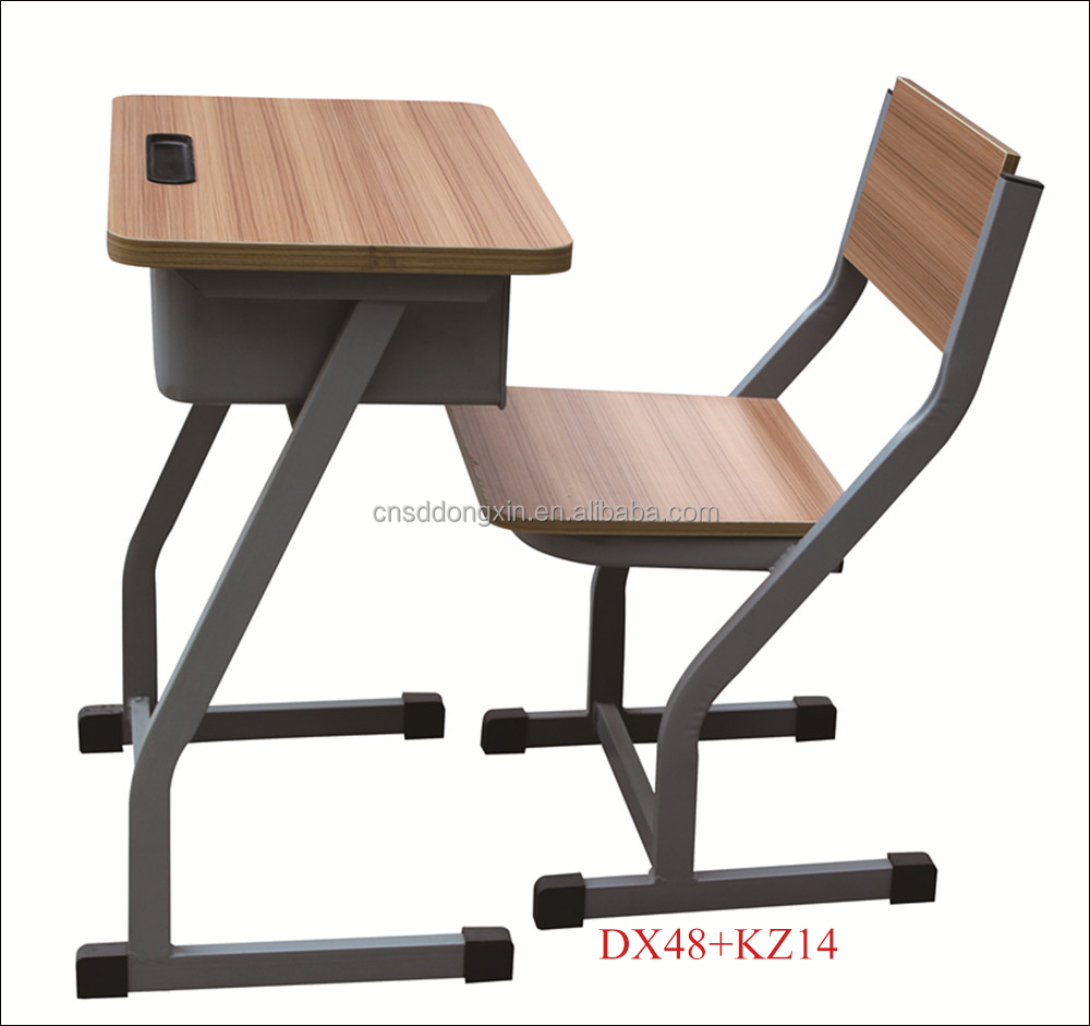 Modern school desk and chair - Modern Classroom Wooden Chair And Desk Dx48 Kz14 Buy Children Tables And Chairs Classroom Desk And Chair Modern School Desk And Chair Product On Alibaba