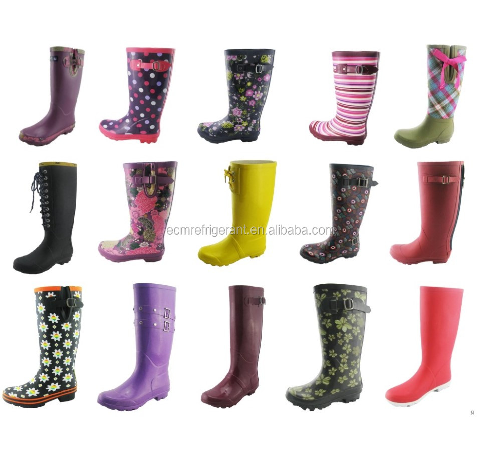 2017 Cheap Wellies, Safety Gumboots, jelly shoes, Rubber rainboots Wellington Rain Boots