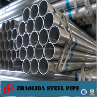 China pipe porn tube/ steel tube/Pre-galvanized Steel Pipe