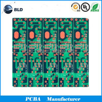 PCB factory of multilayer circuits board fabricate