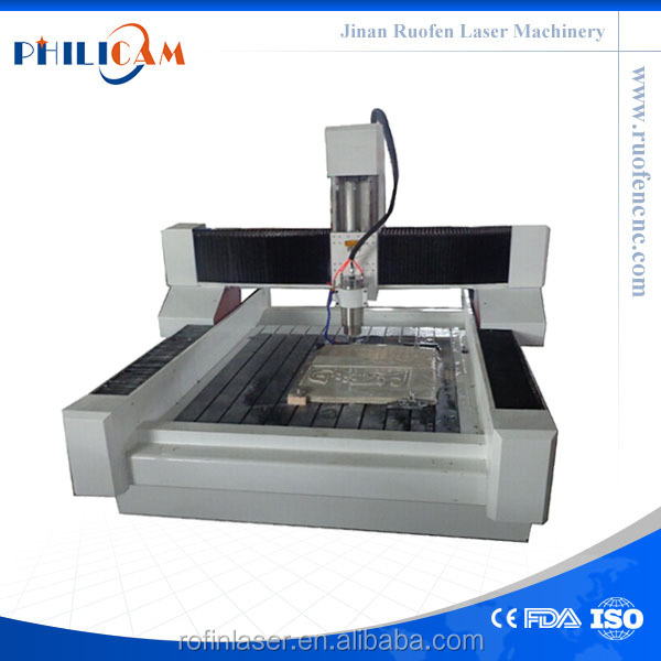 Low price china cnc router machine for marble granite