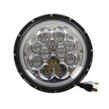 High performance 7 Inch CreeLED Driving Light With DRL & Angel Eyes