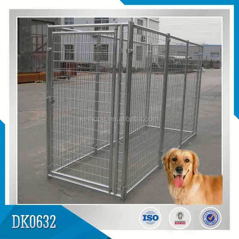 Dog Cage With Solid Wheels