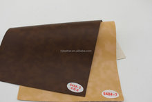 2014 Dong guang newest bag sofa leather material