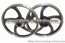 TMMP DELTA50,ALPHA50,ACTIVE110 Motorcycle front and rear wheel rims assy(with bearing) [MT-0449-046B],oem quality