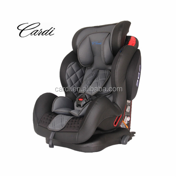 Baby Auto Seat CD-06 ISOFIX Latch for Group I,II,III children 9-36kgs E24 certificate