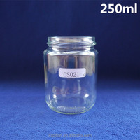 250ml Food Glass Sauce / Paste Jar