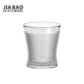 8oz hot sell arabic style decorative glass cup engraved cup high quality
