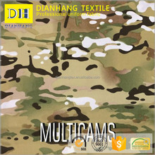 US military cotton polyester blend pigment print cp multicam cnc router camouflage fabric