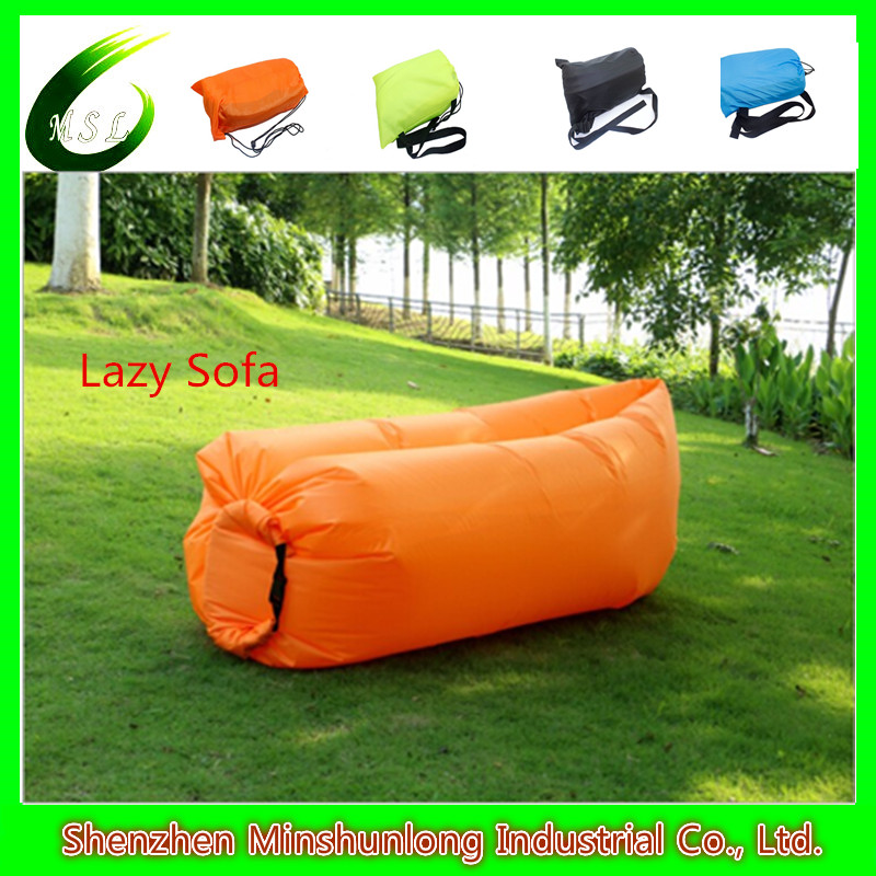 2016 Laybag Lamzac Hangout Waterproof Nylon Ripstop Inflatable hangout one opening lamzaces sleeping air bag lamzac hangout