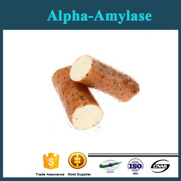 High or Mid temperature Alpha-Amylase enzyme