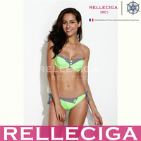 Newest Sexy Women Nude Kids Micro Bikini 2016 by RELLECIGA