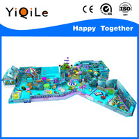 CE certificate Naughty Palace Kids Commercial Indoor Playground