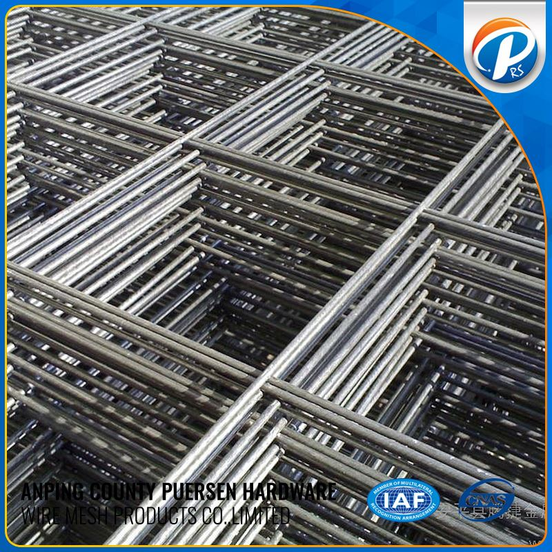 1*1 Yellow Pvc Coated Welded Wire Mesh Panels