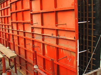 concrete wall forms for sale steel formwork from china manufacturer