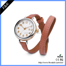 2016 Original High Quality Women Genuine Leather Vintage Watches,Bracelet Wristwatches