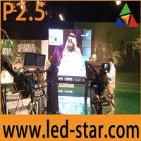 LEDSTAR HD image led strip display screen P2.5 indoor tv welcome to www.led-star.com