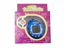 Classic kid toys electric pet game machine 49 in 1 Funny Virtual Cyber Pet Toy Retro Game
