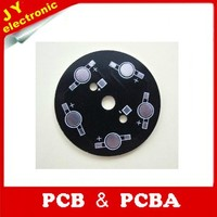 Smart Bes Best price Aluminum Based PCB for LED Products and led round pcb board
