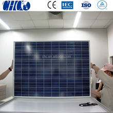 cheap A grade mono 12v 120w 130w 140w 150w solar photovoltaic panel