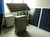 China manufacturer solar Electricity Generating Home off grid solar system 6000 w