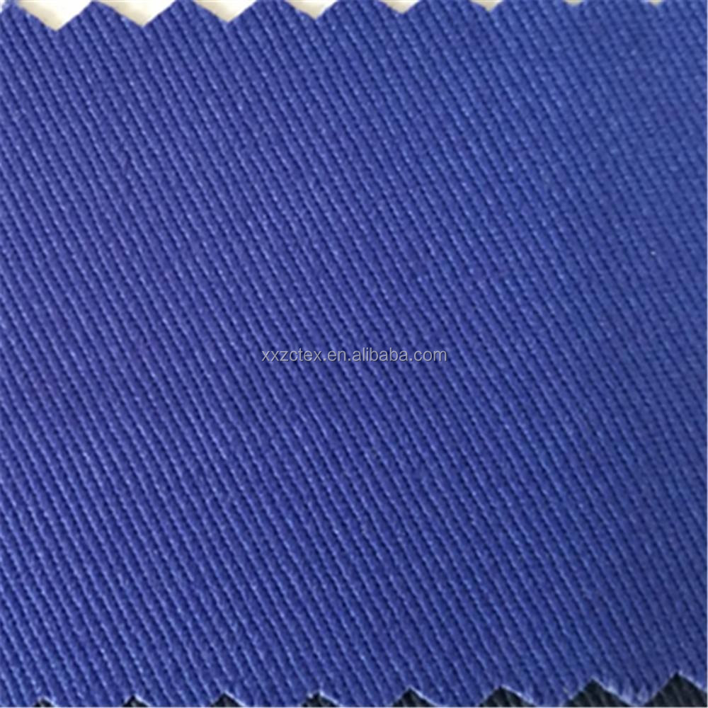 100% Cotton twill woven dyed textil fabric for workwear & medical with High quality