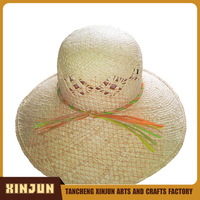 Wholesale Women's Knit Hat and Scarf Sets for Straw Hat