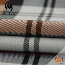 Yarn dyed bamboo cotton fabric