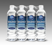 High Magnesium Natural Spring Mineral Water
